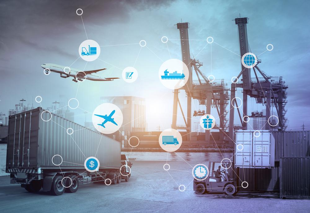 Logistics cover image