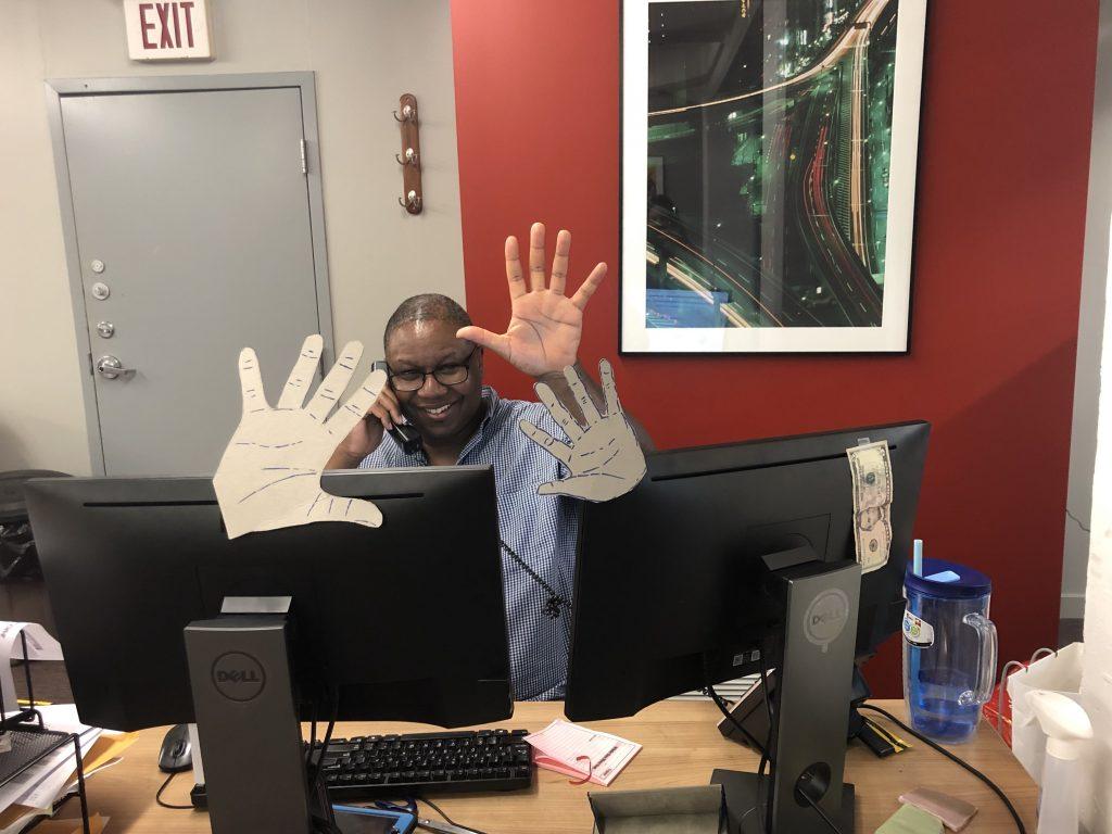 Doc, CSR, Boston office